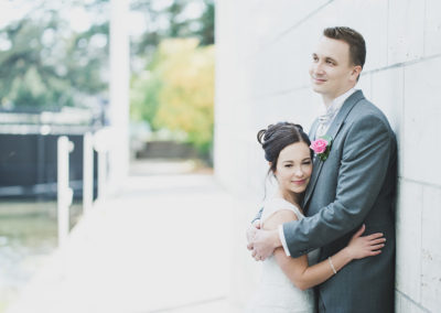 Wedding – P & J