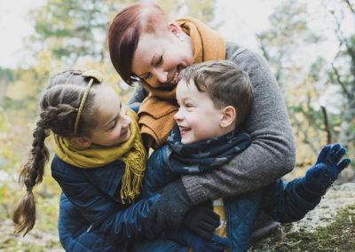 """Family Portraits – """"Autumn Colours"""""""