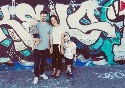 "Family Portraits – ""Urban Life"""
