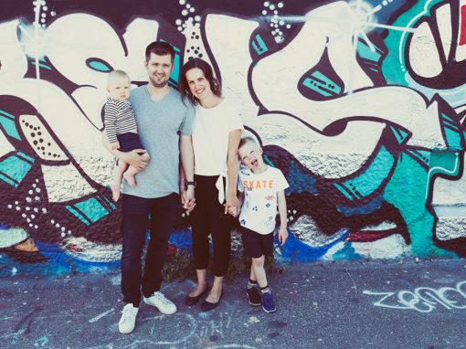 """FAMILY STORY – """"Urban Life"""""""