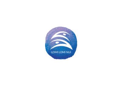 Logo Lomi Lomi Nui