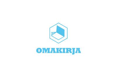 Logo Omakirja
