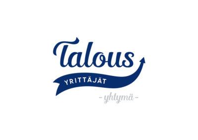 Logo Talousyrittajat yhtyma