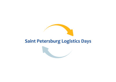 Logo Saint Petersburg Logistics Days