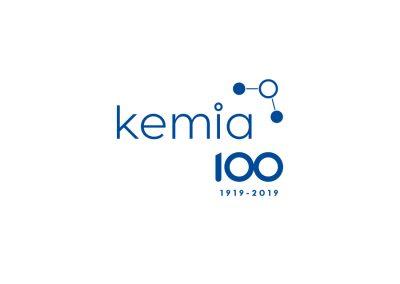 Logo Kemia100